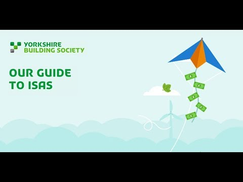 Yorkshire Building Society Guide To ISAs