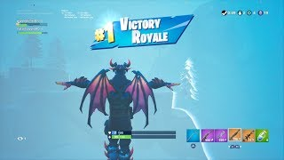 "'NEW' ""MALCORE"" SKIN GAMEPLAY Showcase (DRAGON DEMON OUTFIT) Fortnite Shop SEASON 7 Annonces"