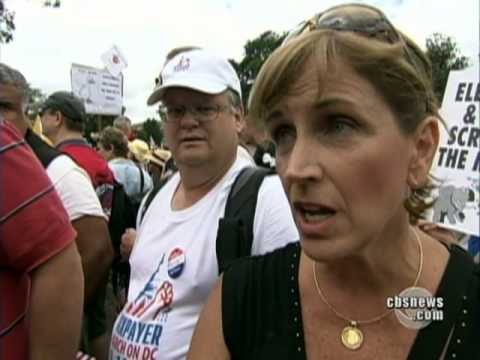 Rising Tea Party Movement