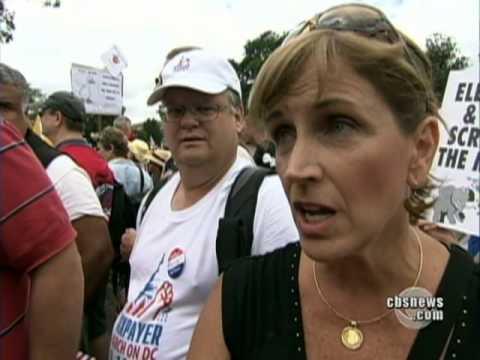 Rising Tea Party Movement