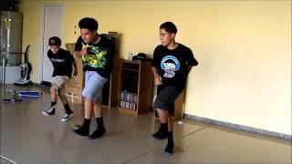 Malay Trio Shuffle