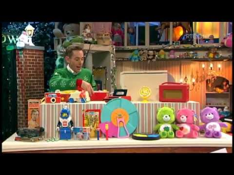 Bosco visits the Toy Show! | The Late Late Toy Show 2013