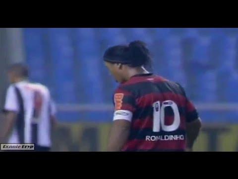 Ronaldinho Vs Atlético Mineiro (H) 2011/2012 (HQ)