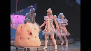 """Новогодняя сказка """"Школа Снегурочек"""", Московский Театр Эстрады, запись 2005 года"""