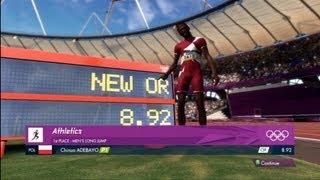 Men's Long Jump | London 2012:The Olympic Games | XBOX 360 | Hard