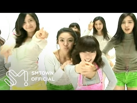 Girls' Generation 소녀시대 '힘 내! (Way To Go)' MV