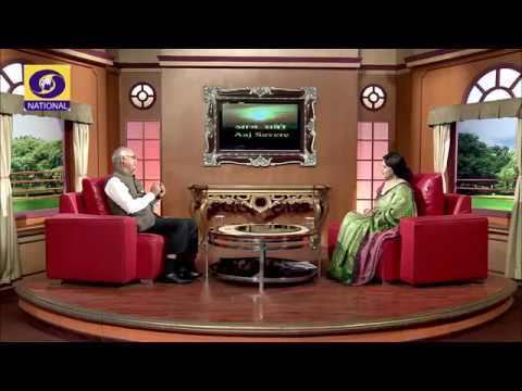 Aaj Savere - An interview with - Zafar Iqbal