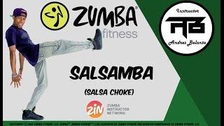 SALSAMBA  - Junior Jein l Salsa Choke (ZumbaFitness) by Andres Balanta