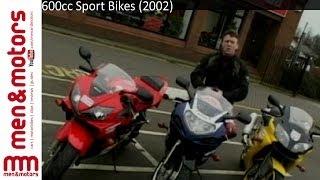 600cc Sport Bikes (2002)