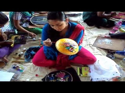 Live Art And Craft Work By Fevicryl Hobby Ideas In Kolkata