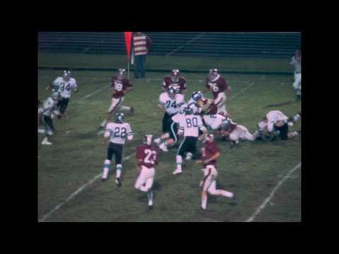 1975 Altoona Area High School Football vs Johnstown 6-34