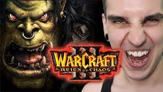 Warcraft 3 - Kiszaczek na dobicie w nocy - Na żywo