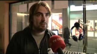 Slotshow kerstactie 2010 Mensen Vragen Plaatjes van Radio Katanga op TV Oost