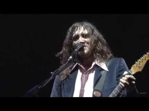 John Frusciante 'In Ear' Monitor at Fuji Rock Festival 2006