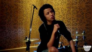 Video Ray Prasetya and Sabian Cymbals - (agnes monica - muda) drum cover #part1 download MP3, 3GP, MP4, WEBM, AVI, FLV November 2017