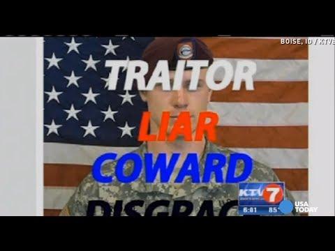 Soldier: Bowe Bergdahl  'a deserter, not a hero'