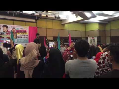 Haqiem Rusli Tergantung Sepi (LIVE) di kota bharu