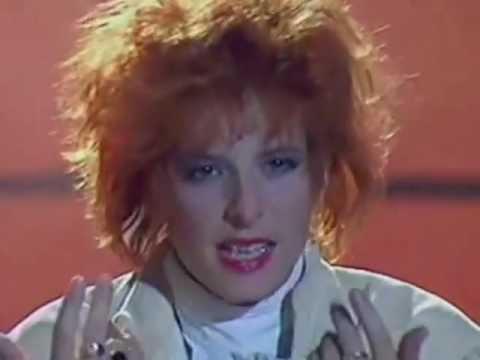 Mylène Farmer Libertine C'est encore mieux l'aprèsmidi Antenne 2 11 septembre 1986