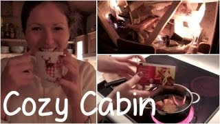 CABIN FEVER ♡ At Our Cozy Cottage