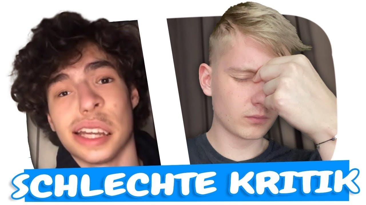 """Das LÄCHERLICHSTE """"KRITIK""""-Video gegen KUCHENTV - Kuchen Talks#643"""