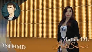 [심즈4] BULLY (The Sims 4/MMD Dance) - 에프엑스/F(x) - Hot Summer …