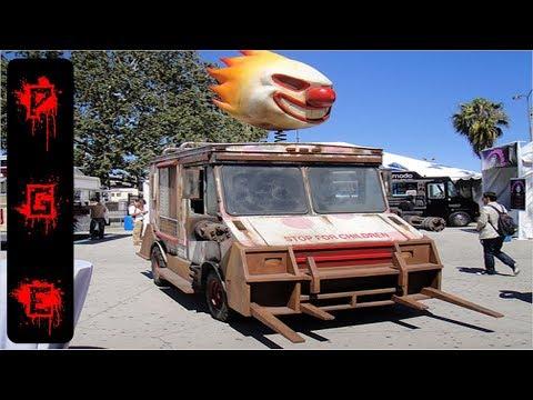 10 Automóviles de videojuegos traídos a la vida real