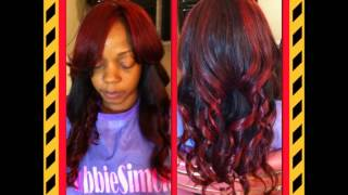 Healthy Sew-ins by RobbieSimone celebrity stylist Thumbnail