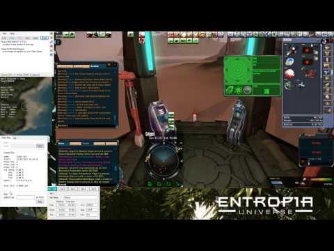 Entropia Universe - READY TO MINE LBML Tool Setup