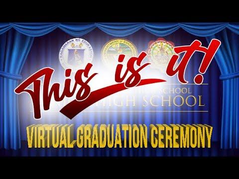 Sta. Josefa National High School - Senior High School | 2020 Virtual Graduation Ceremony