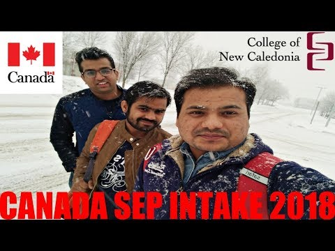 CANADA SEPTEMBER INTAKE 2018 PART 2 : CNC OFFER LETTER UPDATE