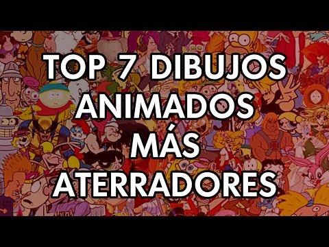 Top 7 Dibujos Animados Más Aterradores Según Dross