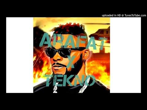 🔥Arafat dj ✘ Tekno - Agbada (instrumental Afropop 2018)