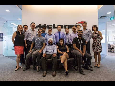 McLaren Applied Technologies – Singapore