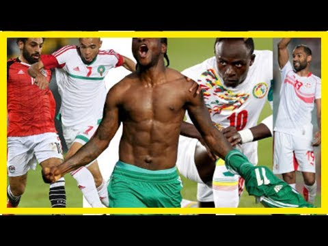 NEWS 24H - World Cup: difficult draw for Africa of the flag bearers