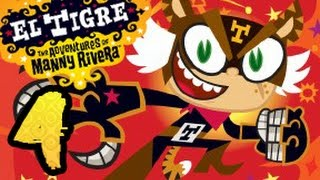 El Tigre: The Adventures of Manny Rivera (PS2) Gameplay Level …