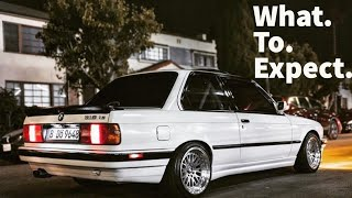 BMW E30 | What To Expect, Common Problems, Required Maintence