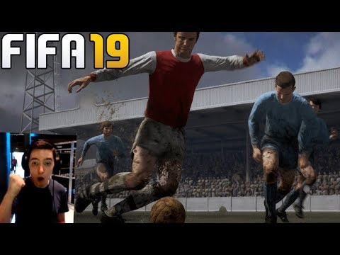 FIFA 19 IN 1969 !!! THE JOURNEY IN ROMANA #1 LA FIFA 19 !!!
