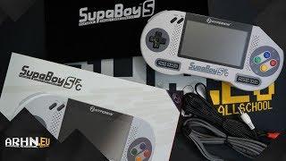 SupaBoy SFC - SNES w twojej (dużej) kieszeni