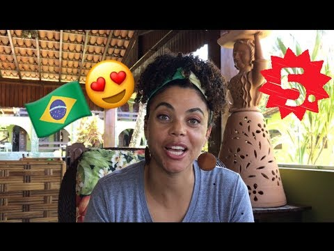 Portuguese Practice – 5 Things I love About Brazil