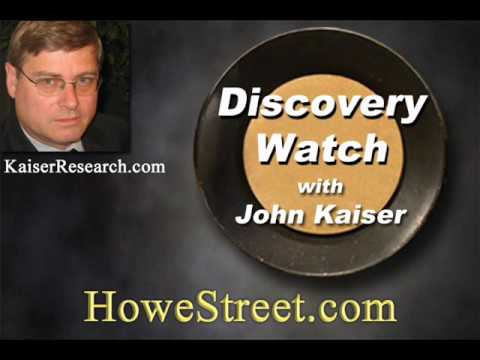 Exciting Zinc-Lead-Silver Discovery. John Kaiser - January 13, 2017