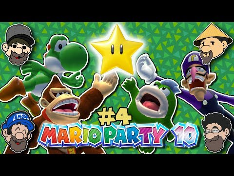 A lot of salt in the air || Mario Party 10 || PART 4