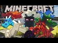 Minecraft: Zoo Keeper - Baby Dragon Pet Hatch! - Ep. 2 Dragon Mounts, Mo' Creatures, Shaders Mod