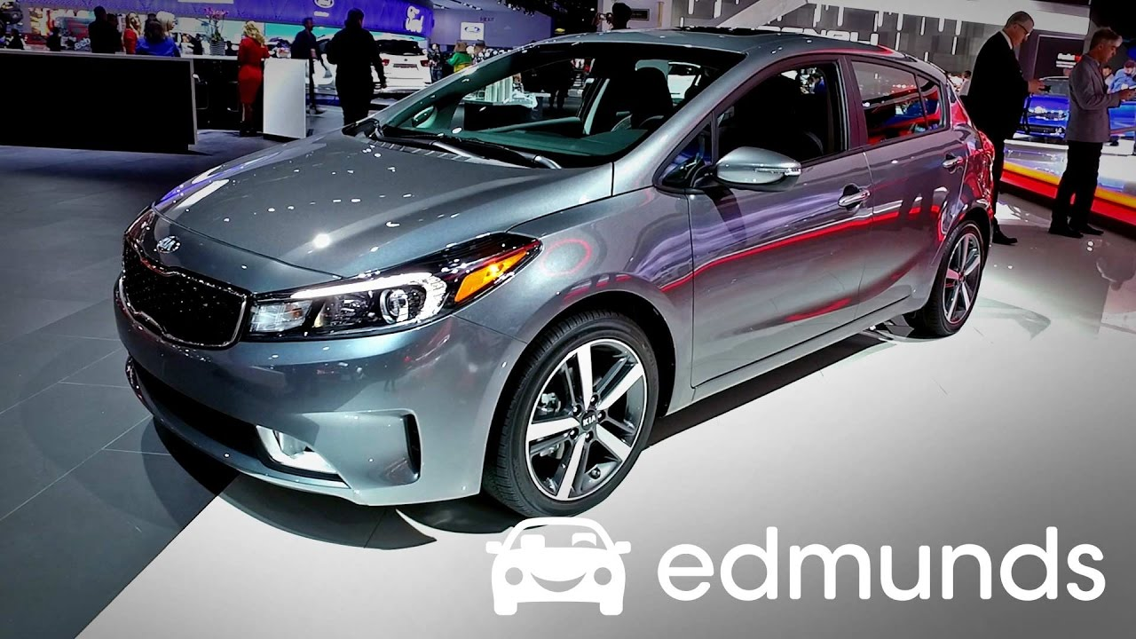 2017 kia forte review features rundown edmunds youtube. Black Bedroom Furniture Sets. Home Design Ideas