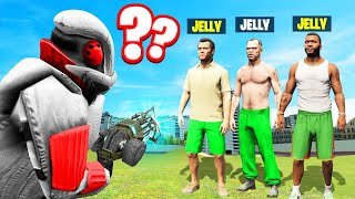 GUESS Which GTA 5 CHARACTER Is JELLY! (Gmod Guess Who)