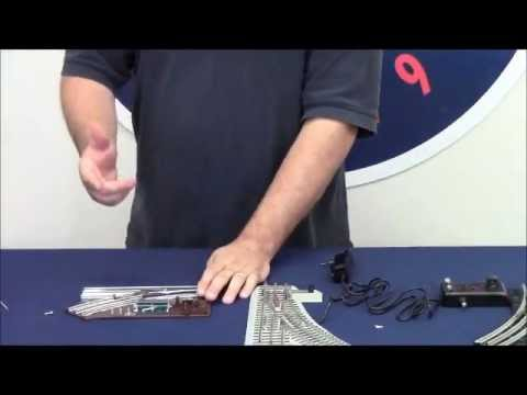wiring lionel switches for fixed voltage youtube rh youtube com Lionel FasTrack Remote Switch Controller Lionel Wiring Schematics