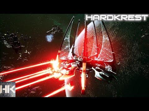 Battlefleet Gothic Armada 2 прохождение Хаос - Трудно =20= Захват Скаруса