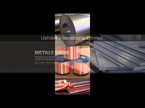 Non-Ferrous Metal Traders - Ushdev International