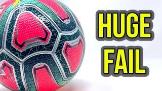 WHY THIS FOOTBALL WAS BANNED BY LA LIGA!