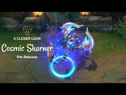 Cosmic Skarner Epic Skin (Pre-Release)