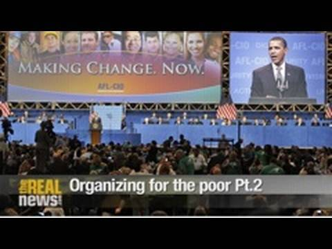 Organizing for the poor Pt.2